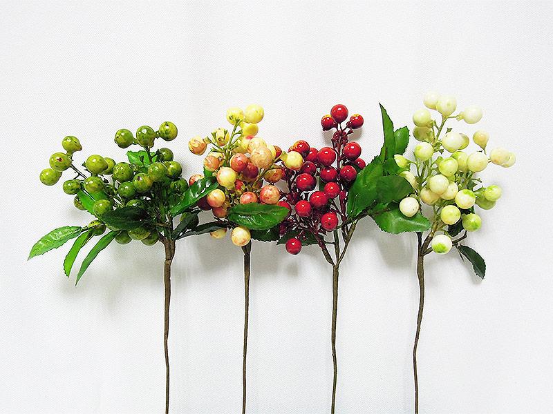 綠/黃桔/紅/白綠