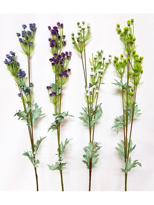 藍-深紫-白-綠